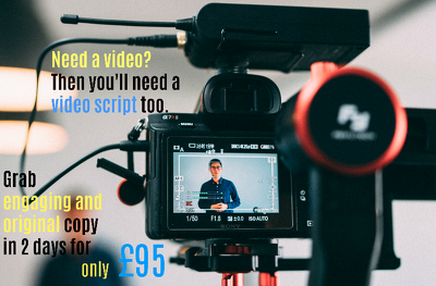 Write an Explainer Video Script for your business