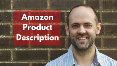 Write your Amazon product description, title, and bullets