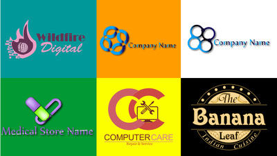 Design modern logo in just $20