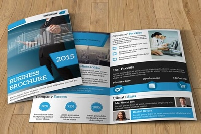 Design Your Logo, Letterheads, Business Cards & Brochure