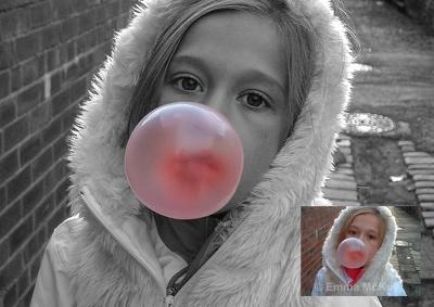 Photo Editing: Colour Splash 1 Image