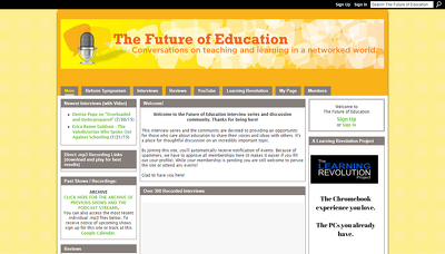 Guest Post on FutureofEducation.com