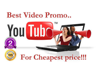 Promoot Your Personal Video or Business Video & Make Popular.
