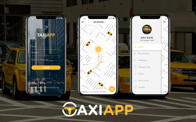Taxi Booking Script - A Complete Clone of UBER with User,Driver