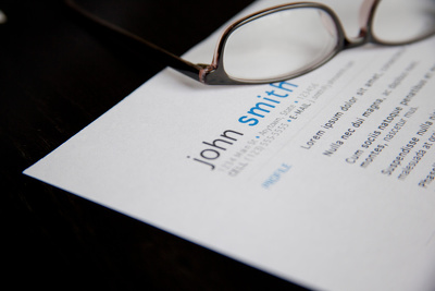 Winning CV for professionals (less than £50k+ jobs)