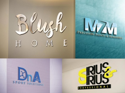 Design you a creative logo with unlimited revisions