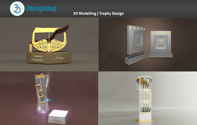 Provide Bespoke Trophy Designs