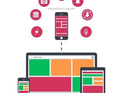Create progressive app for you.