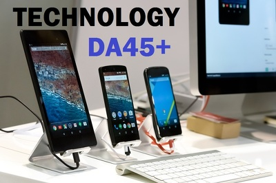 Guest post on Technology software gadgets niche DA45+ blog