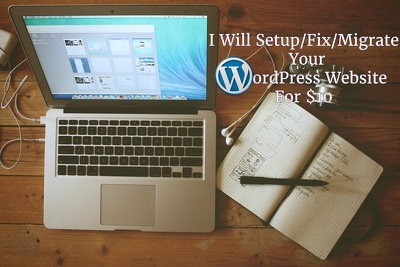 Resolve your WordPress website issues/bugs/errors