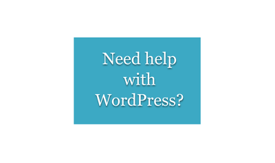 1hr WordPress content management or other admin support task