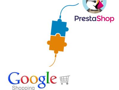Integrate prestashop with google shopping merchant account