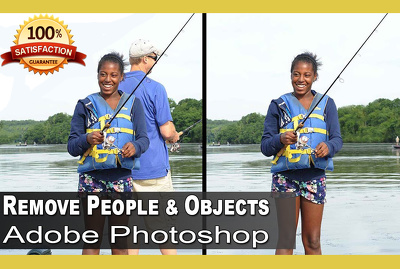 Remove unwanted Object Or Person From your Photo