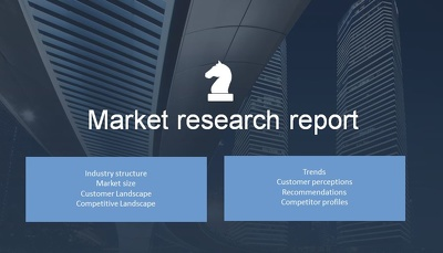 Deliver full scale market research reports