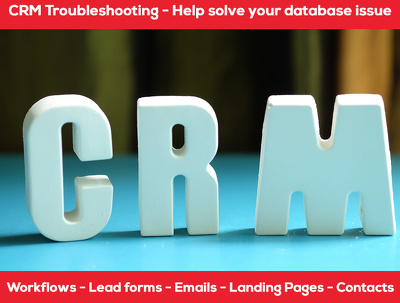 CRM Troubleshooting