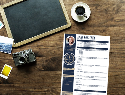 Create outstanding individual CV design