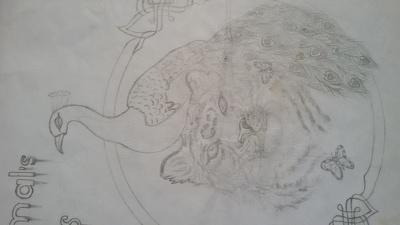 Make Pencil Drawing