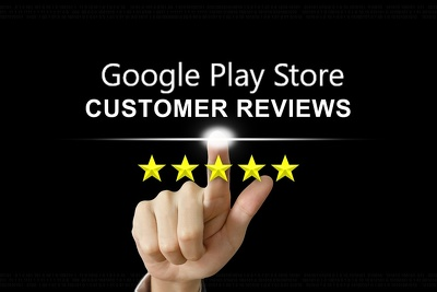 Post 10 Outstanding Reviews for your Google Play Store App