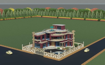Provide house / building  design solutions with Revit & AutoCad