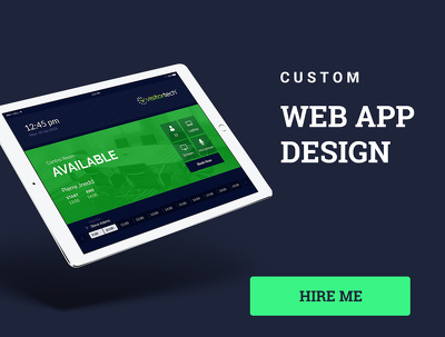 Design custom web/mobile app