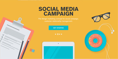 Improve your social media presence [Recommended][Min. 2 Weeks]