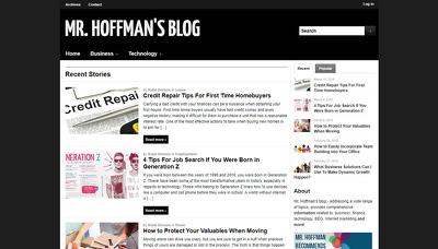 Guest Post on Hoffman-Info.com