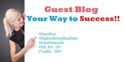 Do Email Outreach For Guest Posting