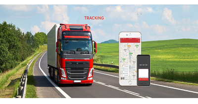 Provide truck delivery services app.