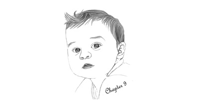Sketch your picture