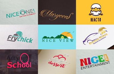 Creative Bespoke logo + Unlimited Concepts + Unlimited Revisions
