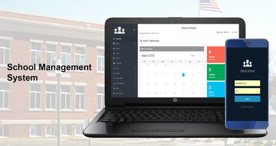 Provide School Management System