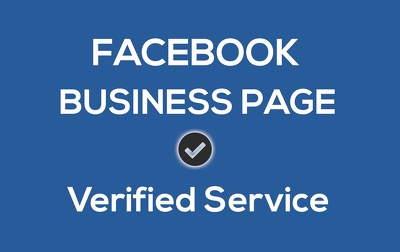 Create and verify your facebook page