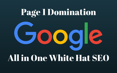All in one SEO, White Hat SEO - Google Page 1 Rankings