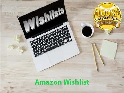 create 600  Effective Wishlist From Different Verified  Accounts