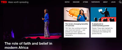 provide Guest Post On TED.com !!