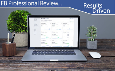 Professionally Review & Discuss Your FB Page