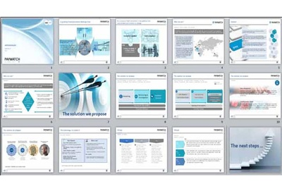 Create/improve your Powerpoint Presentation Design
