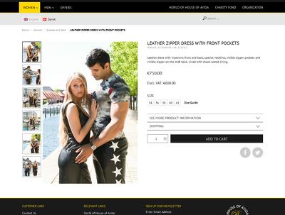 Design and Develop a WordPress eCommerce Website