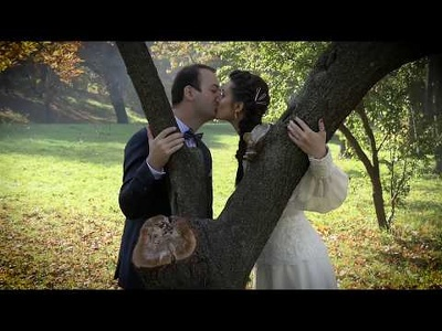 Create a beautiful 3 to 5 minutes video of your wedding day.