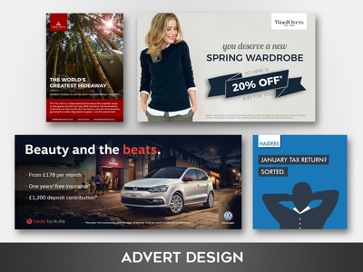 Design  Social Media Banners, Headers, Ads, Post