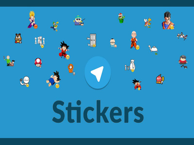 Create AMAZING Stickers For Telegram And Any Work With Stickers