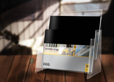 Design professional brochure and catalogue