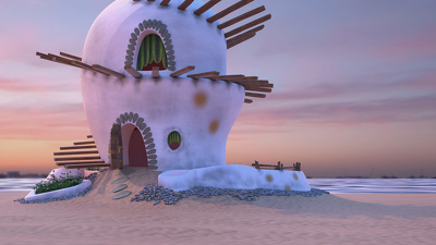 Create Amazing environments For Animation movies