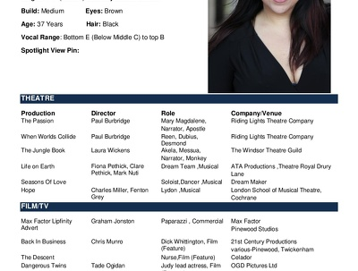 Edit, Rewrite and Design Your Resume