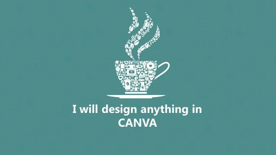 Design social media using CANVA or Photoshop