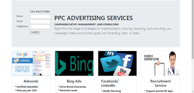 PAY PER CLICK CAMPAIGNS SETUP, MANAGEMENT, RE-MARKETING