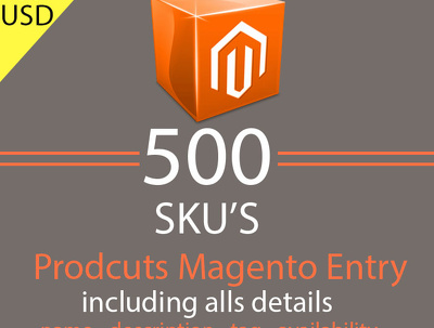Importing 500 SKU Products  in your online shop Magento website