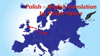 Translate any text between English and Polish