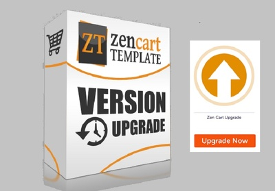 Instal Zen Cart version upgrade