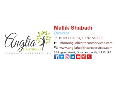 Design professional HTML email signature